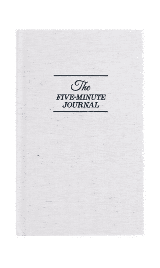 The 5 Minutes Journal